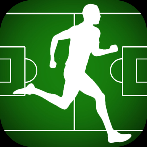 FootballRace-Running GameTRIAL LOGO-APP點子