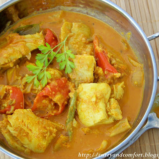 Cod Fish In Coconut Milk Recipes.