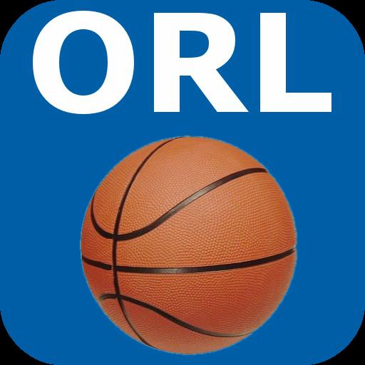 Orlando Basketball LOGO-APP點子