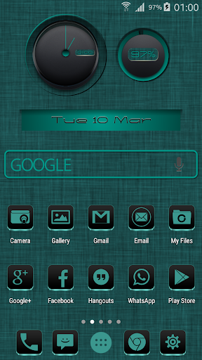 VRS Teal Icon Pack