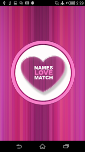 Names Love Match