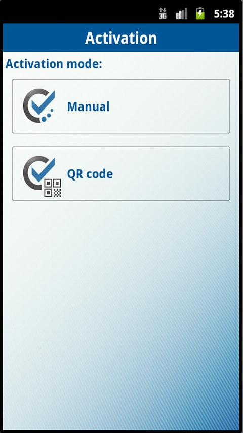 DP4Mobile Enterprise Sec.- screenshot