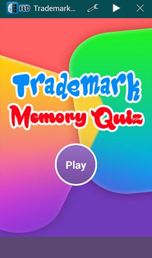 Trademark Memory Quiz