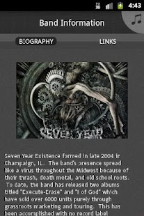 Seven Year Existence - screenshot thumbnail