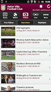 Aston Villa - screenshot thumbnail