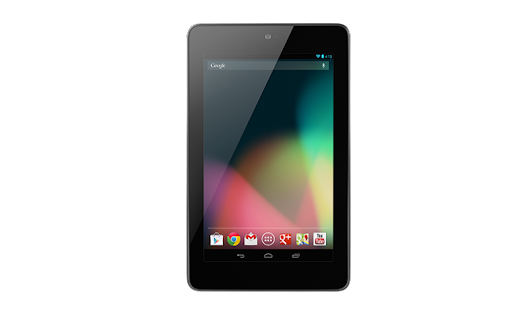 Nexus 7 (2012) 16GB - screenshot thumbnail