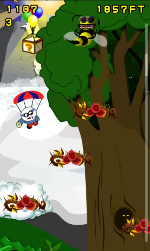 Parachute Free- screenshot