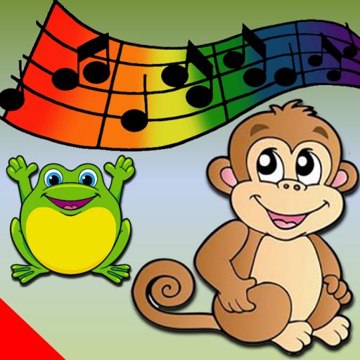 الحيوانات المغردة 音樂 App LOGO-硬是要APP