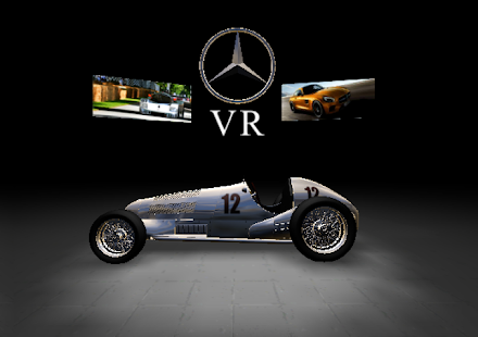 Mercedes VR for Cardboard- screenshot thumbnail