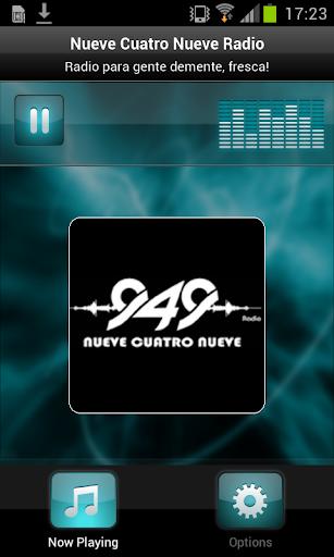 Nueve Cuatro Nueve Radio