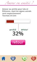 Screenshot of Amour Amitié