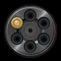 Russian roulette icon