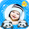 Baby Frames Collage icon