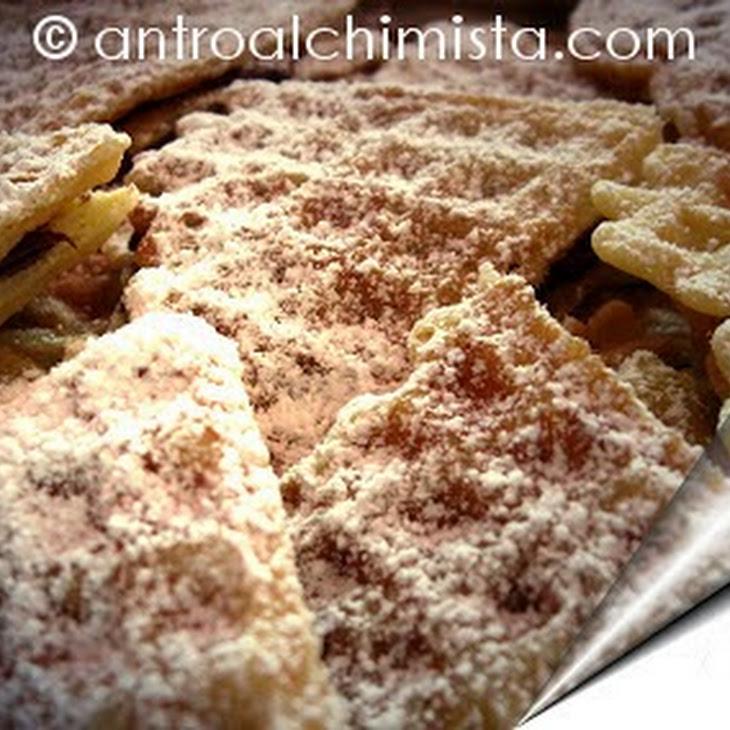 Crispy Chocolate Waffles Recipe