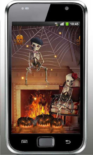 Halloween Skeletons Joke LWP