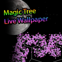 Magic Tree Live Wallpaper logo