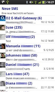 Gschickt FREE (Messaging) - screenshot thumbnail