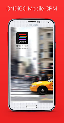 Ondigo Mobile CRM