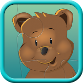 Teddy Bear-Kids Jigsaw Puzzles