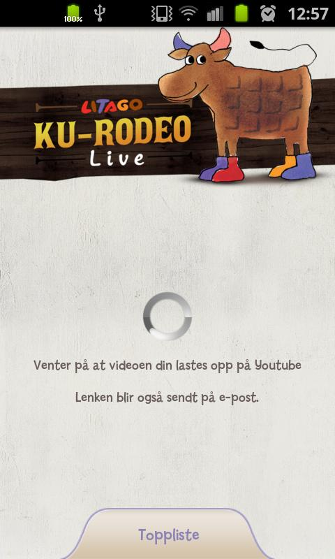 Litago Ku-rodeo live - screenshot
