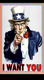 I WANT YOU Uncle Sam - screenshot thumbnail