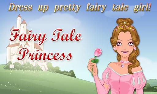 Makeup Fairy Tale Princess