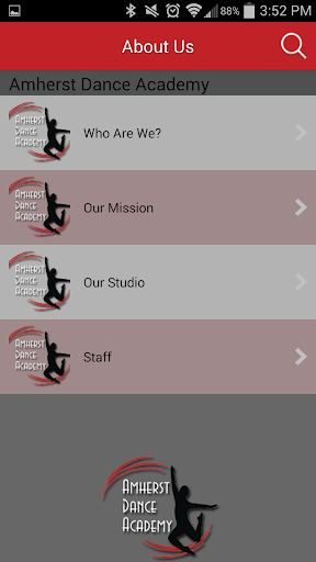 【免費商業App】Amherst Dance Academy-APP點子