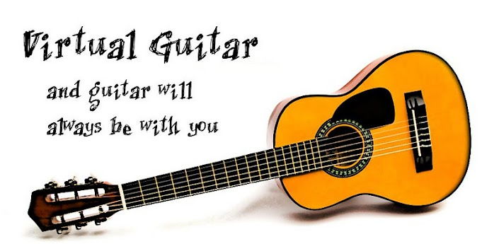 Guitarra virtual para Android
