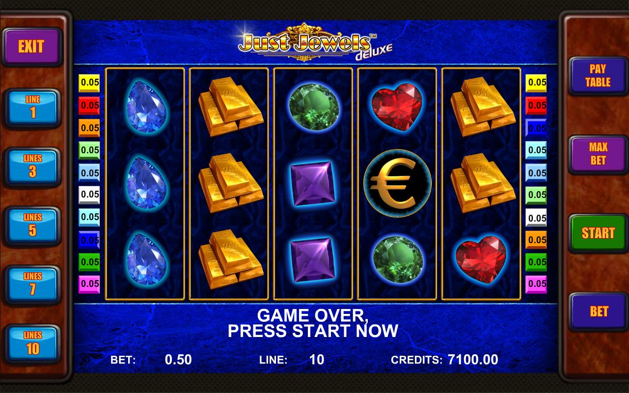 online casino slot deluxe bedeutung