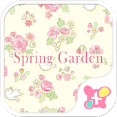 icon&wallpaper-Spring Garden-