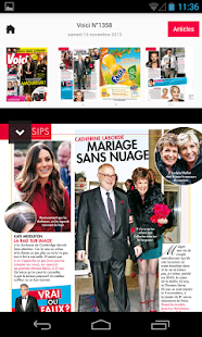 Voici le magazine- screenshot thumbnail