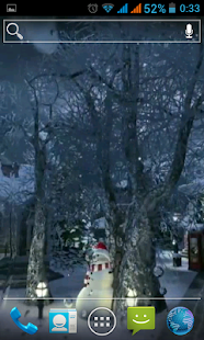 Christmas night Live Wallpaper latest version