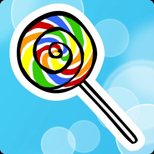 Lollipop Jump LOGO-APP點子
