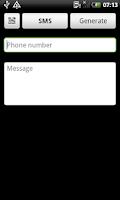 Screenshot of QR Code Generator