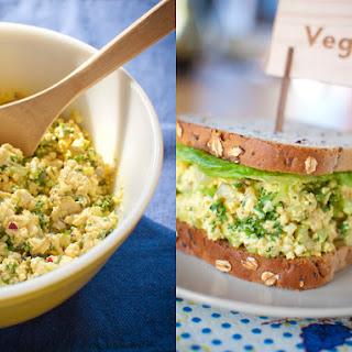 Egg Salad Made Vegan