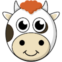 Kids Game: Farm Animals Free logo