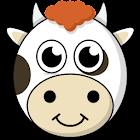 Kids Game: Farm Animals Free icon