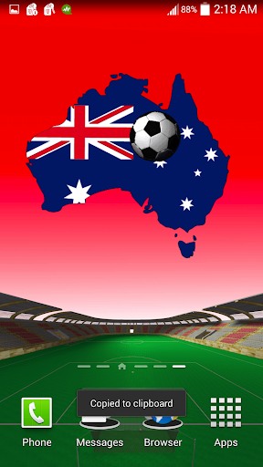 Australia Football Wallpaper