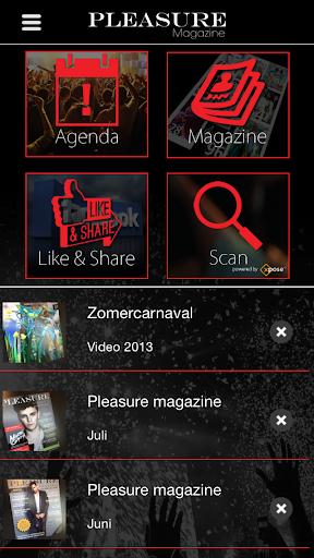 Pleasure Magazine