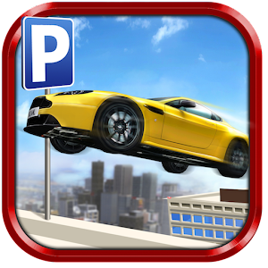 Roof Jumping Car Parking Games Android Apps On Google Play