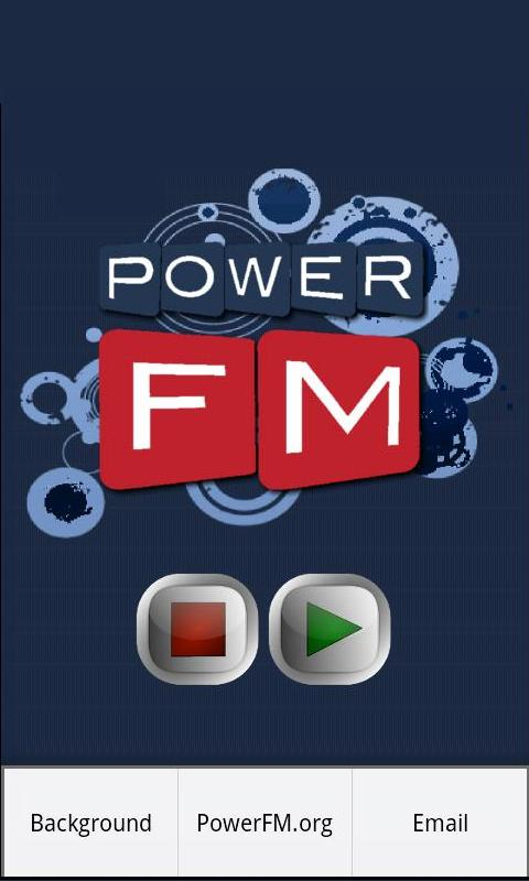 PowerPlayer- screenshot