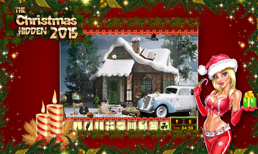 Christmas Hidden Objects Free