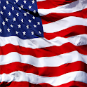 US Flag & Anthem song icon