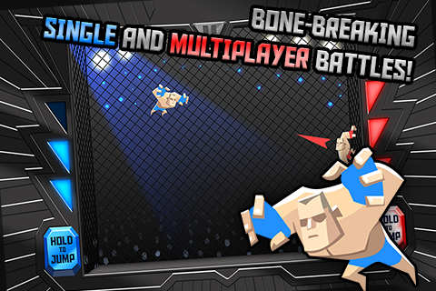 UFB: Ultra Fighting Bros - Ultimate Battle Fun Screenshot
