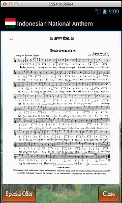 Indonesian Raya - Anthem - screenshot