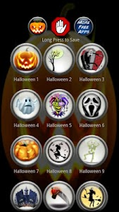 Free Scary Halloween Ringtones screenshot 1