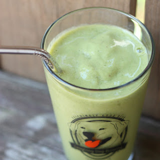 The Green Elvis Smoothie