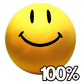 Smile Battery Widget