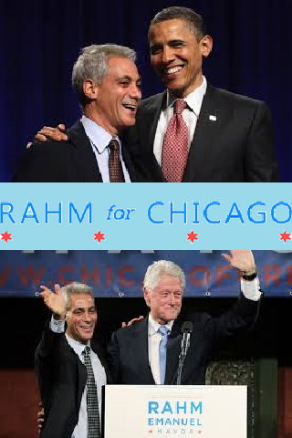 RAHM CHICAGO