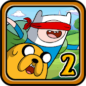 Adventure Time Blind Finned 2